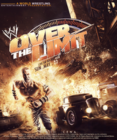 poster wwe over the limit by ahmed-aldhfeeri