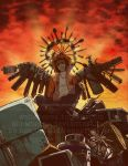 Junkyard Angel by xNoWherex