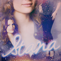 Stana Katic by LissBlueJays
