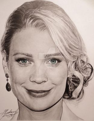 Laurie Holden AKA ANDREA by ArtZomb