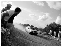 Watch Out Theres a Rally Car by d4n