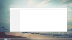 WINDOWS 7 THEME mockup by pedrocasoa