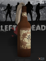 Molotov - Left 4 Dead by JhonyHebert