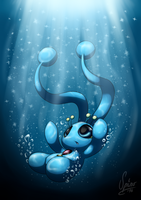 20 Years of Pokemon - Manaphy