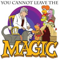 You Cannot Leave the Magic - Celebrating 30 Years by Gr8Gonzo