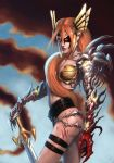Angela Witchblade by Corwin-Cross