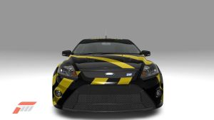 SIGLABS Ford Focus RS 1 by BiffTech