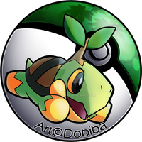 Turtwig by Dobiba