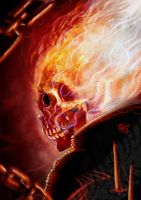 Ghost Rider by themico