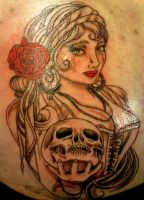 Gypsy Tattoo - Session One by HouseOfGimp