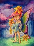 Lily Fairy by KekeIllustrations