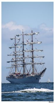The Tall Ships Races by Marilor