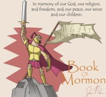 Moroni by batmanjosh