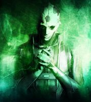 Thane Krios - Texture Series by SiwaPyra