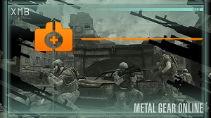 Metal Gear Online PS3 Theme by Draicus