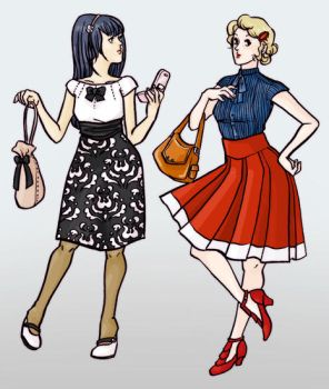 Dress designs by bombayeh