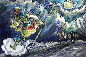 Journey to the West by iscalox