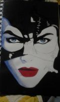 WIP: DC: The Catwoman by RyesAsylum27