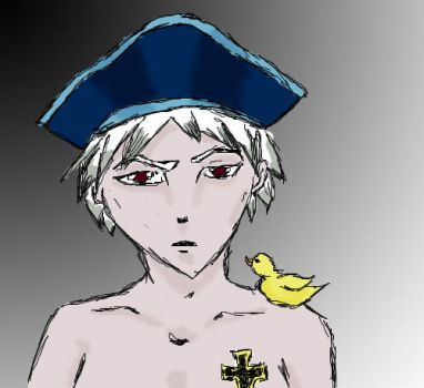 Prussia by Slythiechick