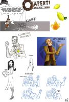 Combustible Lemons and Stuff by Calick