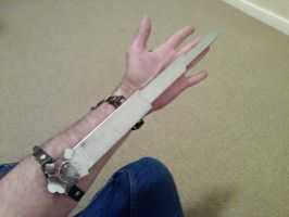 Blade on the Arm 2 by Ruskin69