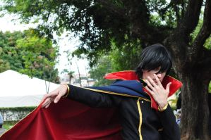 kneel before Lelouch Vi Britannia by el-Gandalf