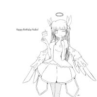 Happy Birthday Naiko by Rii-Kuro