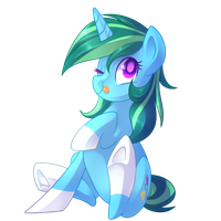Comm: Minty Heart by Left2Fail