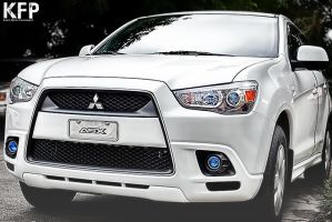 Suzuki ASX by KhaosTheory455