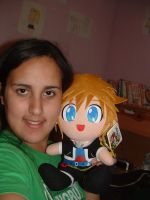 Me and Sora by almabrangel