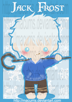 Jack Frost by macurris