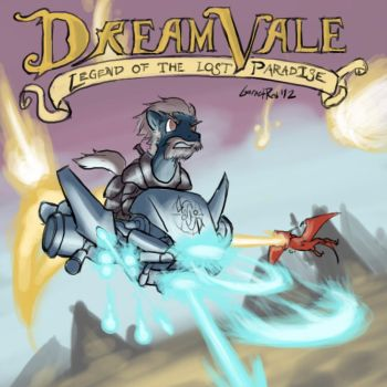 Dreamvale: Legend of the Lost Paradise by samutoka