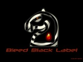 Bleed Black Label by envisage