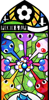 Smash Bros - Pikmin and Alph by Quas-quas