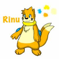 Rinu's New Appearance by Gondor234