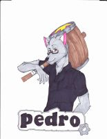 Pedro Badge by xXLostPaintingsOx