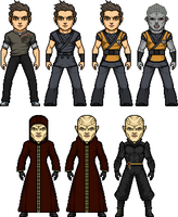Dragonball Evolution by MicroManED