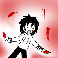 Jeff The Killer by FlipnoteFlare