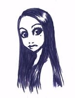 SeiGrain: ballpoint doodle by GRKaterina