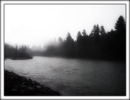 Clackamas County Morning by houseofleaves