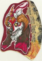 Arka Badge by Dresden-Complex