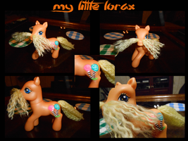 My Little Lorax by THUNDRkitty