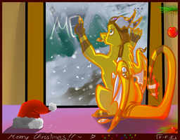 Christmas' Whispers by Fire-Flame-Fan