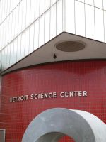 Detroit Science Center by vanfoto