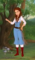 Dorothy the Brave of Oz by Kailie2122