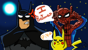 I Batman!!! by boy-wolf
