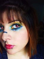 Trigger Fish by itashleys-makeup