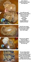 How to make a plush bag by The-Cute-Storm