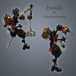 Dwindle by retinence