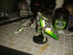 Cryptek Conversion by DrawingMasterPeace